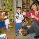 Flyktingbarnen på förskolan